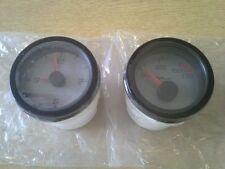 MGTF Time Clock YFB000240XXX E MANOMETRO TEMPERATURA OLIO YAD000060 RICAMBI ORIGINALI NUOVI