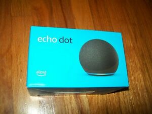 Amazon Echo Dot (4th Gen) Smart speaker with Alexa - Twilight Blue - BRAND NEW!!