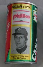 Wayne Twitchhell Philadelphia Phillies 1976 Canada Dry Soda Can Used