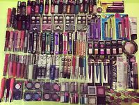 Hard Candy 100 New Makeup Items Even Amount Pretty Variety WHOLESALE LOT Gift