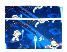 Toddler Pillowcase for Buzz Light year on Blue 100%Cotton #Bl8 New Handmade