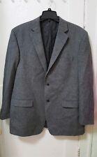 Men Michael Kors Gray Sports Jacket Coat Size 44L