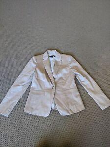 Ann Taylor Tan Suit Jacket 0P