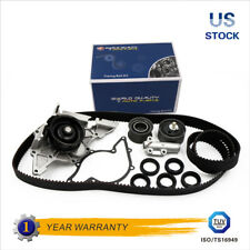 Timing Belt Kit Water Pump Tensioner for 1998-2005 Audi A4 A6 VW Passat 2.8L V6