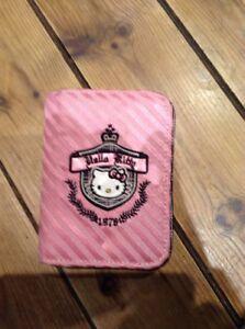 Hello Kitty Pink Fabric Purse