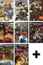 TRANSFORMERS COMICS ~ Regular Series, Armada, Energon++ ~ Dreamwave Comic Books