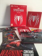Spiderman Special Edition Steelbook + Content Only