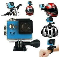 1080P HD Action Camera Waterproof Camcorder Sport DVR