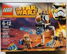 LEGO Star Wars Geonosis Troopers Building Set (75089)