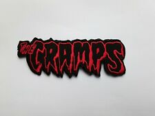 The Cramps Patch Sew or Iron On