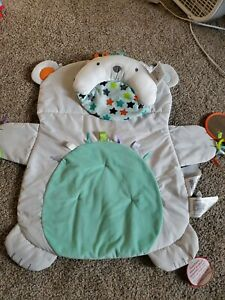 Bright Starts Tummy Time Mat Play Gym NEW with tags