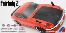 ABC HOBBY RC 1/10 Super Body Mini FAIRLADY Z Clear Body 66302