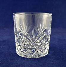 """Royal Doulton Crystal """"JULIETTE"""" Whiskey Glass – 8.8cms (3-1/2″) Tall"""