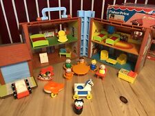 Fisher Price Play Family House 952 ? Spielhaus?Vintage 70er TOP???