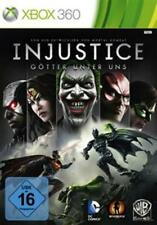 Xbox 360 Injustice Götter unter uns Deutsch Neuwertig
