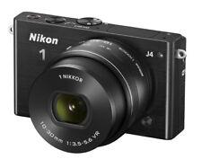 Nikon 1 j4 18.4mp Fotocamera Digitale-Nero (Kit con VR Obiettivo 10-30mm) #t3630