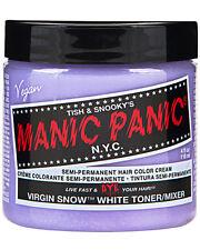 Manic Panic Virgin Snow Classic Toner Hair Dye Punk Gothic