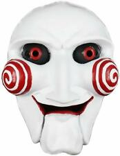 Cosplay Prop Halloween Costumes Saw Jigsaw Billy Mask Accessories Horror