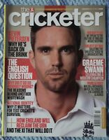 THE CRICKETER - FEBRUARY 2014  (VOLUME 11, ISSUE 5)