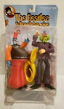 The Beatles Yellow Submarine George with Snapping Turk McFarlane Toys NIP