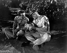 Burt Lancaster with Montgomery Clift 8x10 Photo 021