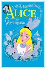 "DISNEY COLLECTOR'S POSTER 12"" X 18"" - ALICE IN WONDERLAND"