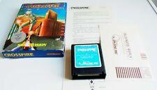 Atari XL : Crossfire - SierraVision 1981