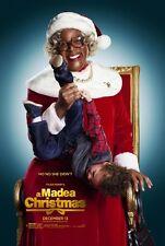 Madea Christmas - original DS movie poster - 27x40 D/S Style B