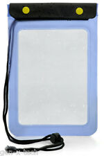 100% Waterproof IPx8 Case / Pouch for 7 Inch Android Tablet: Galaxy Tab: Nexus 7