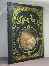 signed by 2(author,artist),Sleeping Beauty by Mahlon & Kinuko Craft,Easton Press