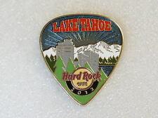 LAKE TAHOE,Hard Rock Cafe Pin,POSTCARD Pick Series 2012