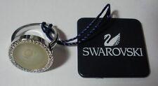 "SWAROVSKI SILVER CRYSTAL JEWELERY  ""MAESTRO RING - SIZE 58 BLOND""  M.I.B 1073794"