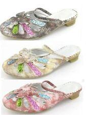 Sandales à enfiler pour fille de 2 à 16 ans
