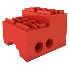 RED SBrick receiver for Lego Power Functions (smart,brick,bluetooth,iphone)