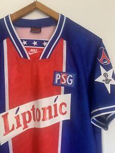 maillot vintage psg