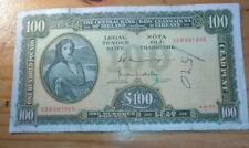 LADY LAVERY £100 1977 4/4/77 -FINE -FAULTS  SEE SCAN /NOTES