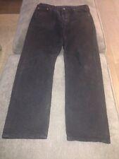 Levi's Vintage Classic 501 Black Jeans W36 L32 Button Fly Unworn Free Postage