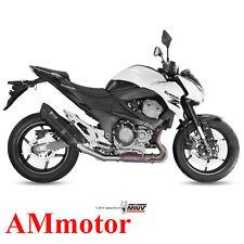 Mivv Kawasaki Z 800 E 2015 15 Terminale Di Scarico Marmitta Suono Black Moto