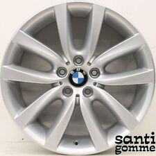 4 CERCHI IN LEGA 8,5 X 19 BMW S 5 F10 F11 ORIGINALI 6790178 6790179