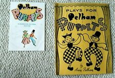 Vintage Plays For Pelham Puppets Booklet plus Brochure Price list  from ENGLAND