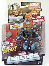 THOR ( 2011 ) VHTF MARVEL LEGENDS ( BUILD TERRAX SERIES ) AVENGERS ACTION FIGURE