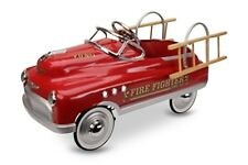 Comet Fire Fighter Pedal Cars
