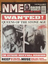 NME New Musical Express 29/7/00 Queens Of The Stone Age, Reef, De La Soul