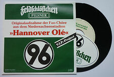 """Hannover Olé""  ORIGINAL Hannover 96 Aufstiegsingle 1987   Vinyl 7"""