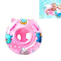 Inflatable Baby Swimming Float Ring Children Waist Float Ring Cute Pool Toy
