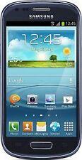 Samsung Blue Smartphones