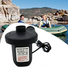 Portable DC Electric Air Pump for Intex Inflatable Mattress Bed Boat Couch Pool