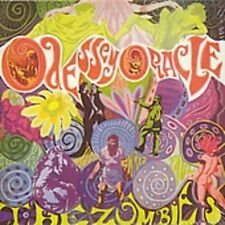 Odessey & Oracle - Zombies (2003, CD NIEUW)