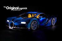 LED Lighting kit fits LEGO ® Bugatti Chiron 42083