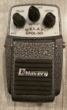 Di Mavery Delay EPDL-50 - Effektpedal - analog